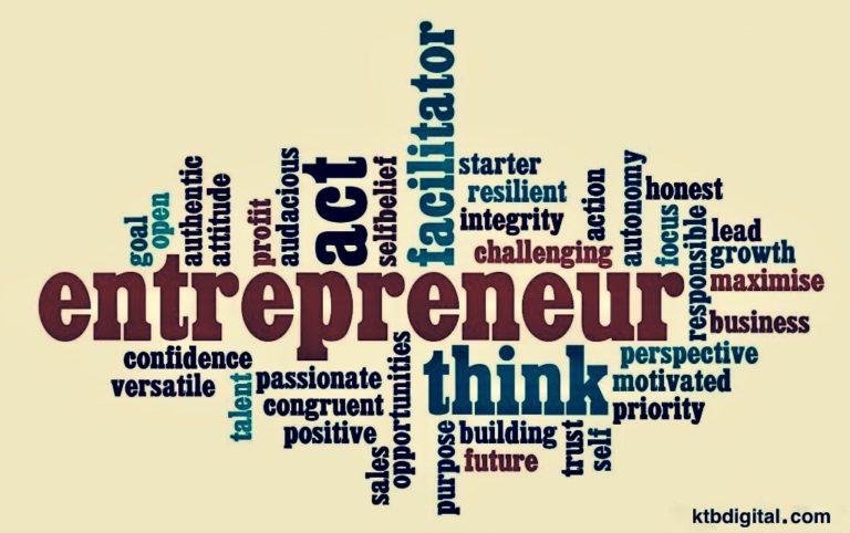 Entreprenariat: avoir l'audace d'Entreprendre (2/2)